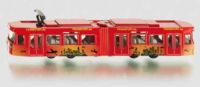 Levná dětská hračka tramvaj