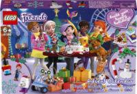 Adventní kalendář pro dívky - LEGO® Friends