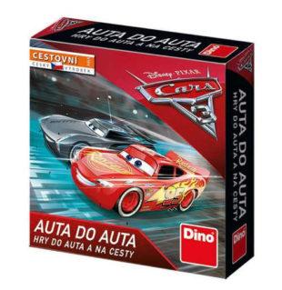 Cestovní hra CARS 3: AUTA DO AUTA