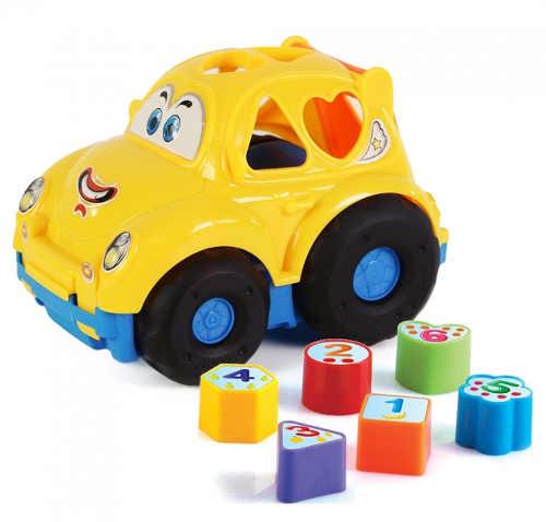 Dětská vkládačka autíčko