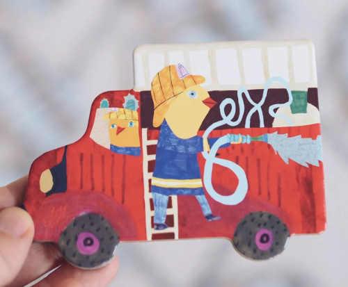 Dětské pexeso s nádhernými ilustracemi