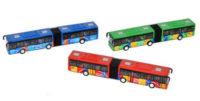 Hračka dětský autobus harmonika levně