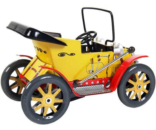 Model kovap Dědeček automobil