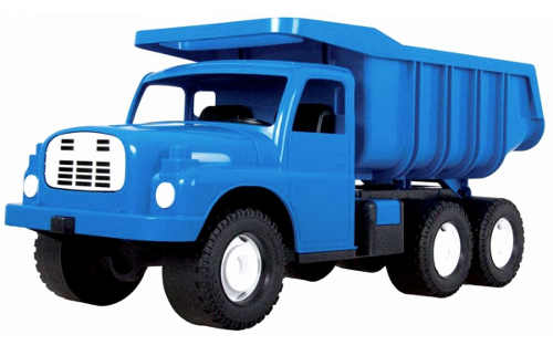 Modrá Tatra 148 délka 72 cm