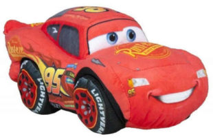 Plyšový Blesk McQueen z Cars