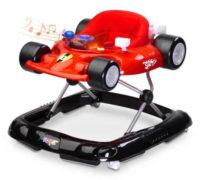 Dětské chodítko formule s volantem