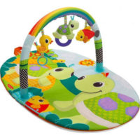 Hrací deka s hrazdou Infantino Želvy