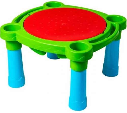 Levný plastový dětský stolek vodní do interiéru i exteriéru