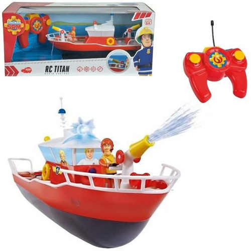 RC loď Požárník Sam