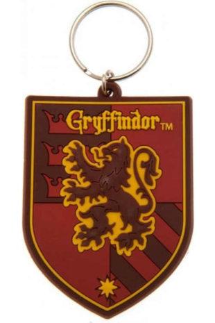 Gumová klíčenka Harry Potter Bradavice