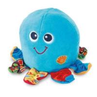 Interaktivní plyšová hračka Chobotnice se zvuky