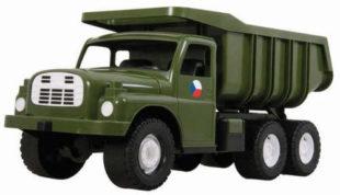 Khaki zelená vojenská Tatra T 148 - 73 cm
