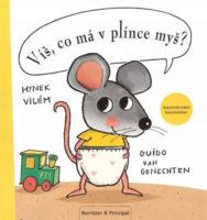 Knížka učící na nočník - Víš, co má v plínce myš?