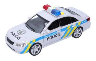 Policejní auto 24 cm se zvukovými a světelnými efekty