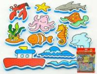 Vodolepky Moje první mořská zvířátka