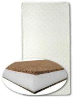 Kokosová matrace do kolébky 80x40 cm