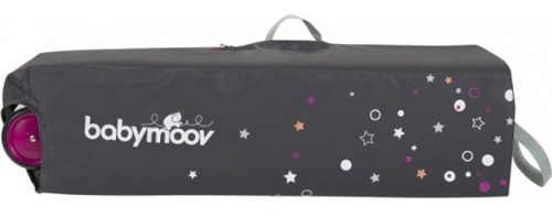 Složená cestovní postýlka v přepravní tašce
