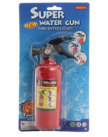 Dětský plastový hasičák na vodu