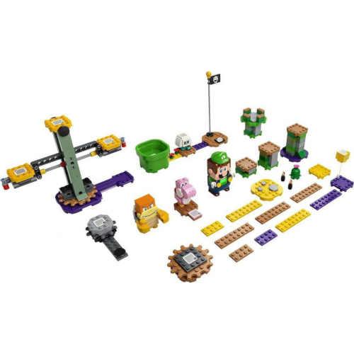 Lego stavebnice - Luigi