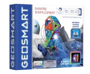 Stavebnice GeoSmart pro kluky i holky
