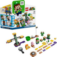 Stavebnice Lego - Dobrodružství s Luigim