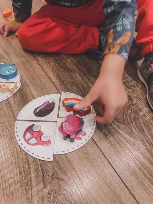 didaktická hra pro kluky i holky