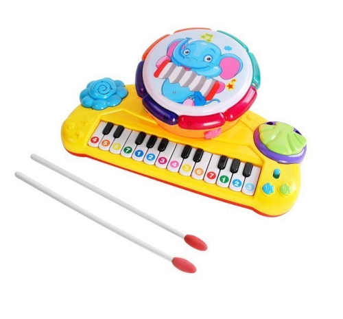 hrací set pro malého muzikanta